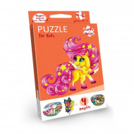 "Развивающие пазлы ""Puzzle For Kids"" PFK-05-12"