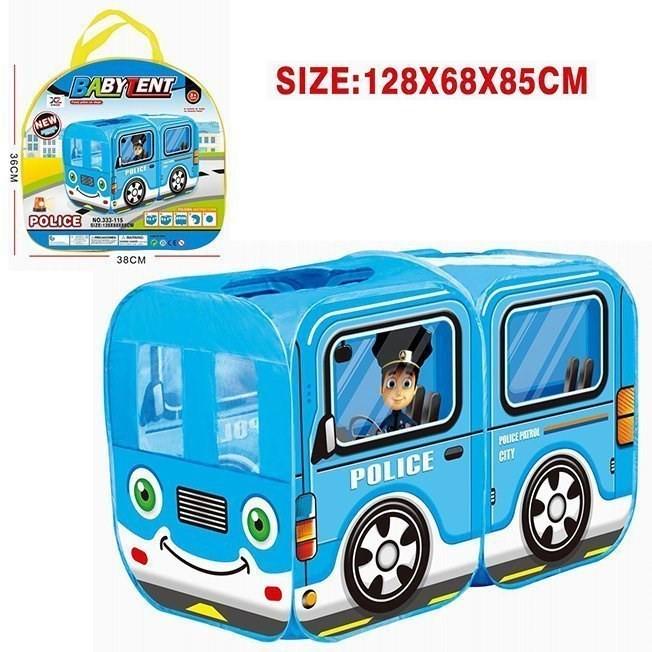 Палатка M5783 автобус (Голубой)