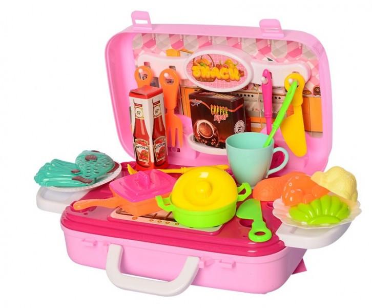 Игровой набор кухня-чемодан в Химках. Купить Недорого у ...